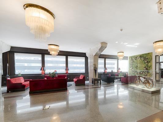 Fh55 Grand Hotel Palatino - Roma - Sala de estar