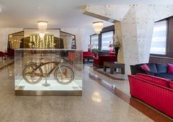 Fh55 Grand Hotel Palatino - Roma - Recepción