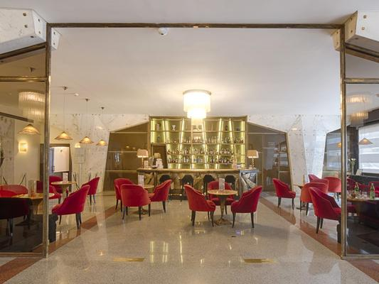 Fh55 Grand Hotel Palatino - Roma - Bar