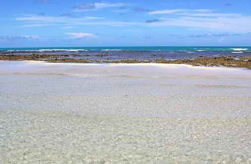 Pousada Lua Cheia - Japaratinga - Beach