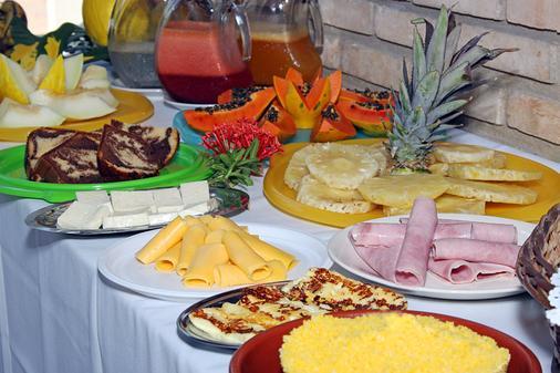 Pousada Lua Cheia - Japaratinga - Dining room