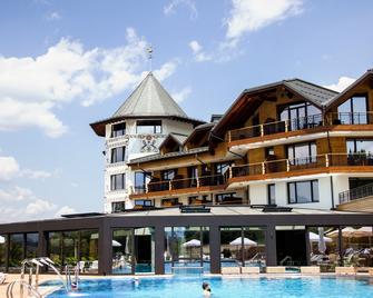 Hot Springs Medical And Spa - Banya (Blagoevgrad) - Building