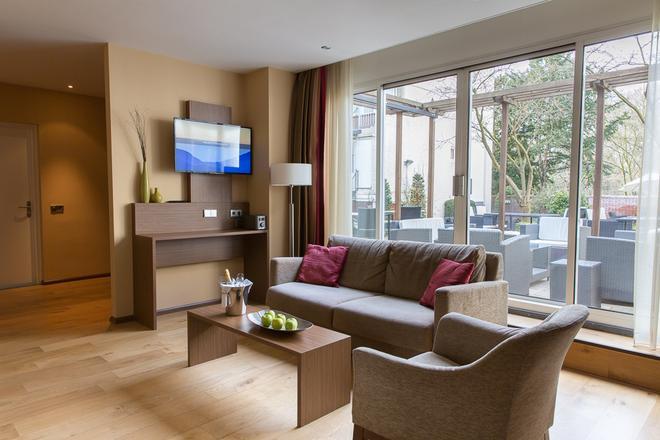 Park Hotel Den Haag - Гаага - Гостиная