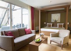 Park Centraal Den Haag - La Haya - Sala de estar