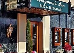 Dorymans Oceanfront Inn - Newport Beach - Edificio