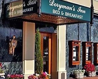 Dorymans Oceanfront Inn - Newport Beach - Gebouw