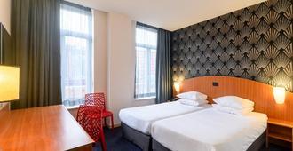 ホテル アリス - ブリュッセル - 寝室