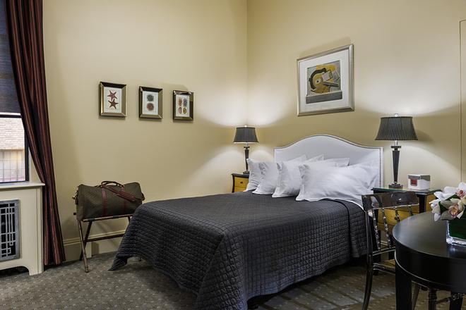 Seton Hotel - New York - Slaapkamer