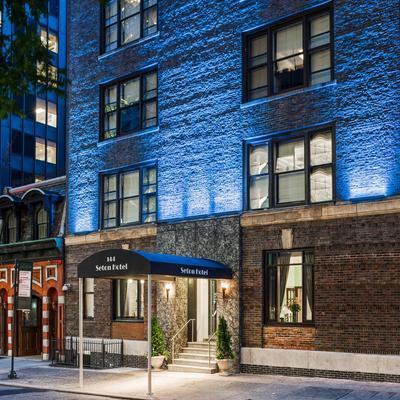 Seton Hotel - Nueva York - Edificio
