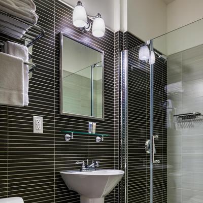 Seton Hotel - Nueva York - Baño