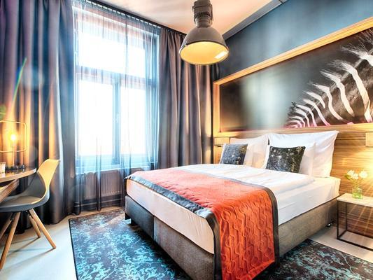 Nyx Hotel Prague By Leonardo Hotels - Prague - Bedroom