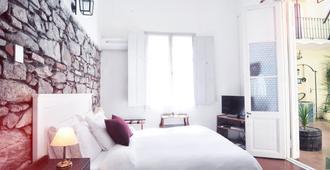 بوزادا ديل فيري - Colonia - غرفة نوم
