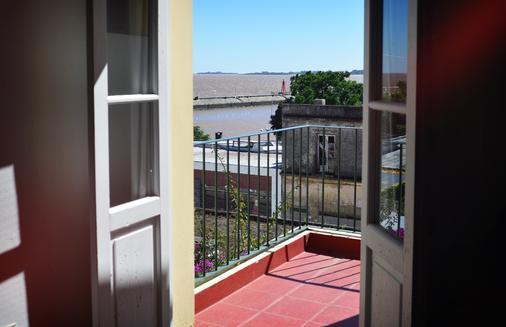 韋蕾旅館 - 科洛尼亞 – 德爾薩克拉門托 - 科洛尼亞-德爾薩克拉門托 - 陽台