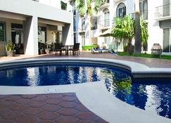 Seven Crown Express & Suites Cabo San Lucas - Cabo San Lucas - Pool