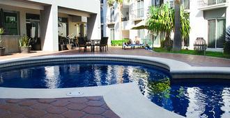 卡波聖盧卡斯七皇冠酒店 - 聖盧卡斯角 - 卡波聖盧卡斯 - 游泳池