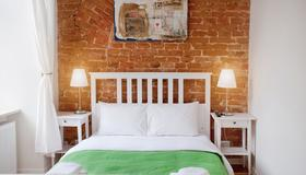 丹洛旅館 - 利沃夫 - 利沃夫 - 臥室