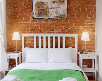Danylo Inn - Lemberg - Schlafzimmer