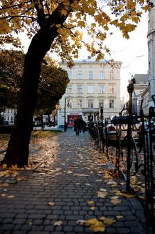 丹洛旅館 - 利沃夫 - 利沃夫 - 室外景
