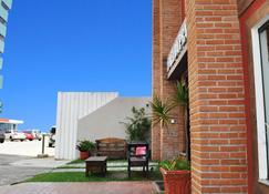 Hotel da Praia - Vila Velha - Edificio