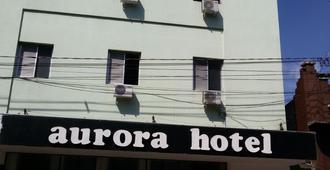 Aurora Hotel - Ribeirão Preto - Edificio