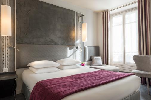 Hotel de France Invalides - Παρίσι - Κρεβατοκάμαρα