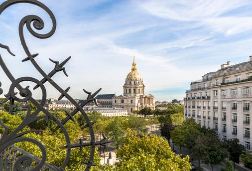 Hôtel de France Invalides - Paris - Balcony
