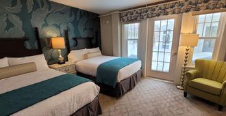 Church Street Inn - Lenox - Bedroom