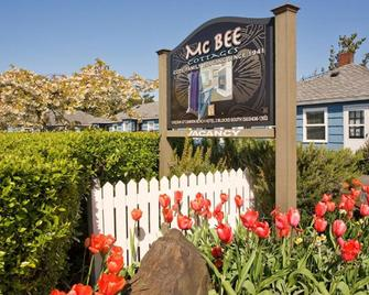 Mcbee Cottages - Cannon Beach - Outdoors view