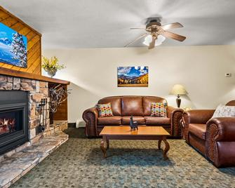 Box Canyon Lodge And Hot Springs - Ouray - Living room