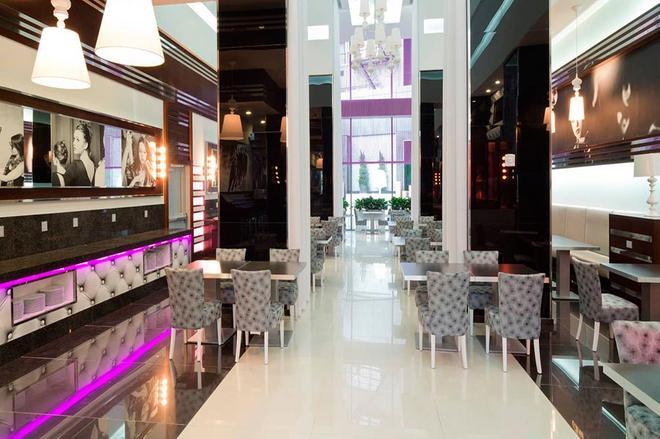 Hotel Riu Plaza New York Times Square - New York - Area lounge