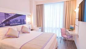 Hotel Riu Plaza New York Times Square - New York - Schlafzimmer
