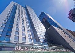 Riu Plaza New York Times Square - New York - Building