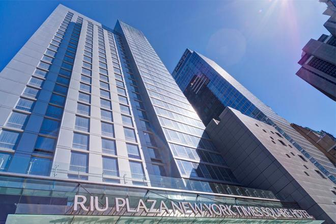 Hotel Riu Plaza New York Times Square - New York - Building