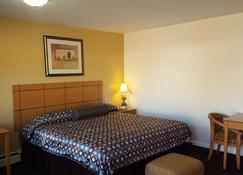 New Relax Inn Bridgeview - Bridgeview - Bedroom
