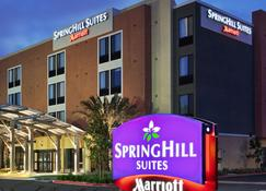 SpringHill Suites by Marriott Irvine John Wayne Airport/Orange County - Irvine - Rakennus