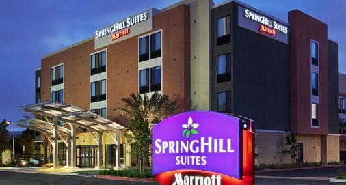 SpringHill Suites by Marriott Irvine John Wayne Airport/Orange County - Irvine - Edificio