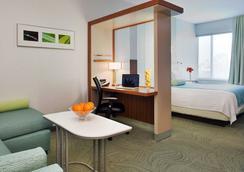 SpringHill Suites by Marriott Irvine John Wayne Airport/Orange County - Irvine - Habitación