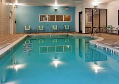 SpringHill Suites by Marriott Irvine John Wayne Airport/Orange County - Irvine - Piscina
