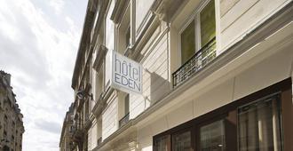 Hotel Eden - París - Edificio