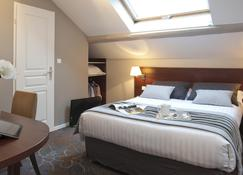 Allobroges Park Hotel - Annecy - Bedroom