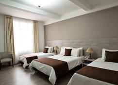 Hotel Nutibara - Μεδεγίν - Κρεβατοκάμαρα