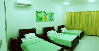 Casa De Doha Hostel - Doha - Schlafzimmer