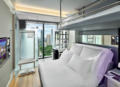 YOTEL Singapore - Singapura - Kamar Tidur