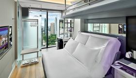 YOTEL Singapore - Singapore - Phòng ngủ