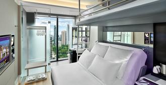 YOTEL Singapore - Singapur - Schlafzimmer