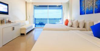蘇梅島溫泉渡假酒店 - 蘇梅島 - 蘇梅島 - 臥室