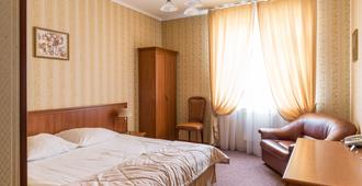 Lomonosov Hotel - Moskou - Slaapkamer