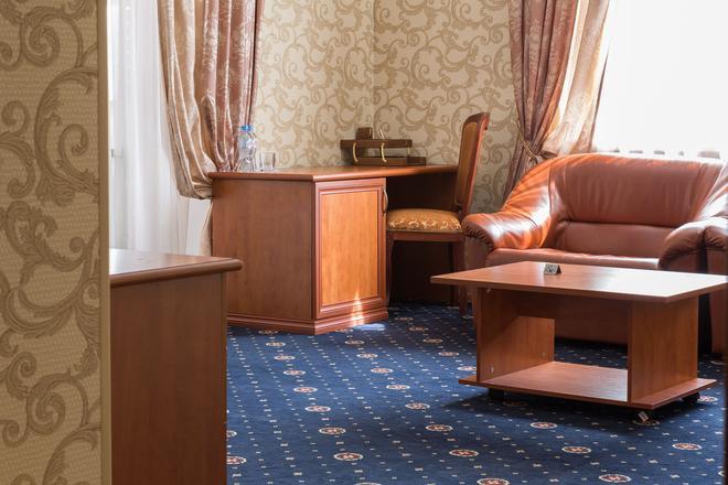 Lomonosov - Moscú - Sala de estar