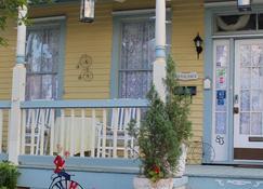 Penny Farthing Inn - St. Augustine - Edifício