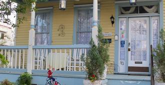 Penny Farthing Inn - St. Augustine - Edificio